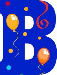 alphabets anniversaires - Page 7 Alphabet And Numbers, Alphabet Letters, Scrapbook Letters, Childrens Alphabet, Different Fonts, Letter Balloons, Quilling Designs, Beach Party, Lettering