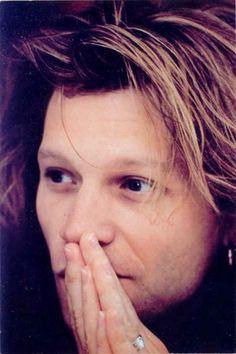 Jon Bon Jovi. <3<3<3<3