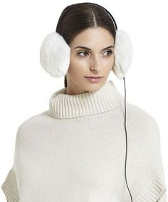 This Winter, Let Earmuffs Be Your Super-Warming Secret Weapon