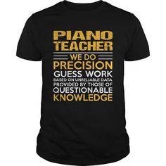 PIANO-TEACHER #sunfrogshirt