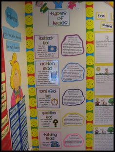 Teaching With Love and Laughter: Welcome to my writing classroom! Great resource for writing wall displays