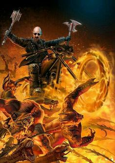 The styles are a mixture of digital paint and photo surrealistic. Hard Rock, Heavy Metal Rock, Heavy Metal Bands, Black Metal, Judas Priest, Iron Maiden, Marvel Comics, Rock Band Photos, Rob Halford