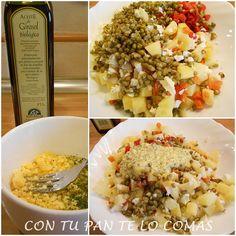 Cocina sin complicaciones, recetas rápidas y fáciles