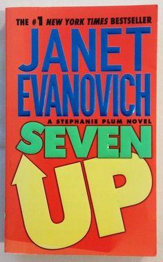 Seven Up 7 by Janet Evanovich (2002, Paperback) Book 7 - Stephanie Plum Series