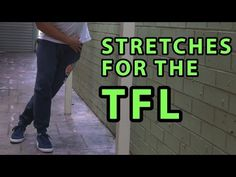 Hip Flexor Stretch: Stretches For The Most Ignored Hip Flexor Hip Pain, Knee Pain, Back Pain, Hip Massage, Fascia Stretching, Tensor Fasciae Latae, Runners Knee, Stretch Routine, Lower Back Exercises