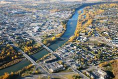 Red Deer Reporter: Harper backs down against gay extraterrestrials Red Deer Alberta, Visit Canada, Alberta Canada, Largest Countries, Aerial View, British Columbia, Ontario, Places Ive Been, City Photo