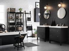 Hemnes bathroom | Ikea