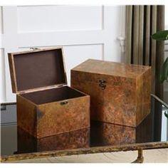Ambrosia Copper Boxes S/2
