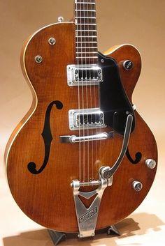 1961 Gretsch # 6119 Chet Atkins Tennessean