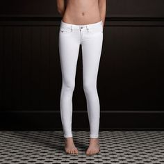 Hollister High Rise Super Skinny Jeans | An, Pants and Skinny jeans