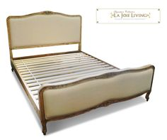 Add some classic-factor to your bedroom with La Joie Living French Provincial Natural Oak Furniture Bed Frame (Queen or King Size) La Joie Living French Provincial Furnitures are unique pieces for your home. This range includes Classic Dressers. French Provincial Bedroom, French Provincial Furniture, French Furniture, Bed Furniture, Furniture Styles, Inexpensive Furniture, Cheap Furniture, Discount Furniture, Classic Dressers