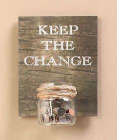 Metrolina ReStores Blog: DIY Mason Jar Craft for the Laundry Room