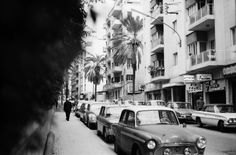 A Street in Beirut [1971] | Submitted by Barbara Shipka - See more at: http://oldbeirut.com/post/76220525648/a-street-in-beirut-1971-submitted-by-barbara#sthash.YpOCPYas.dpuf