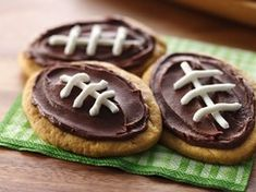 another football party idea