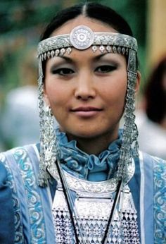 Yakut beauty.