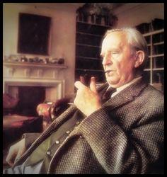 onceuponahobbit:  Remembering the Master  John Ronald Reuel Tolkien  (3 January 1892 – 2 September 1973)