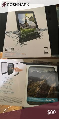 Life proof nuud case for iPad Pro Life proof nuud case for iPad Pro LifeProof Accessories Laptop Cases