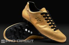 Pantofola D'Oro Lazzarini Oro Ltd Edt PU Boots - Gold/Black
