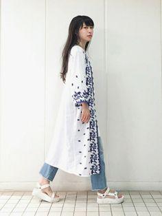 レースガウン コーデ コーディネート lace gown outfits styling coordinate