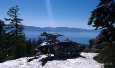 Lake Tahoe, place I would like to ride.