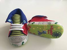 HomeDecor / topánočky / Capačky - farebné