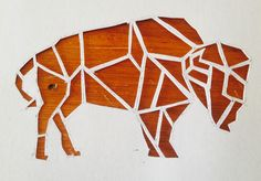 husband and harmony: Bye son, Bison, DIY Stenciled Onesies and DIY ...