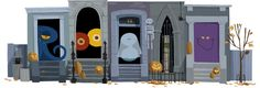 Podemos visitar los antiguos Doodle de Google que se hicieron en los anteriores Halloween, estos son algunos de ellos (ver entrada).  http://www.enredenlared.com/2013/10/31/brujeria-de-la-mano-de-google/