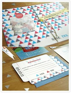 circus themed wedding invitations