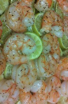 Recipe for Tequila Lime Shrimp