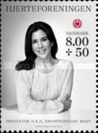 Denmark - Postage stamps - 2010-2013 Crown Princess Mary of Denmark