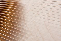 WOODwave by Eliza Mikus, via Behance - Google Search