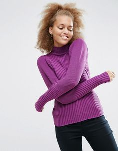 ASOS+Jumper+with+Exaggerated+Sleeve