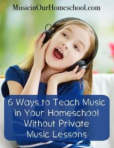 Learn Piano Awesome 6 Ways to Teach Music in Your Homeschool Without Private Music Lessons ~ ideas, tips, and resources to use to include music in your homeschool. From Music in Our Homeschool. 20th Century Music, New Vocabulary Words, Online Music Lessons, Teaching Music, Learning Piano, Teaching Kids, Music Lesson Plans, Music Classroom, Classroom Ideas