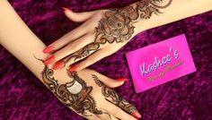 Pakistani Dulhan Mehndi Designs for hands | Mehndi Designs