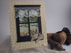 SU Lovely As A Tree, lace valance, great how to on her blog   (April 18, 2012)
