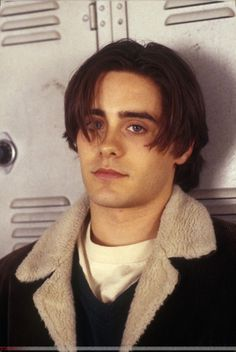 Heartbreak and hardship behind Jared Leto's Oscar's tribute to his mom Jordan Catalano. My so-called life. Beautiful Boys, Pretty Boys, Cute Boys, Beautiful People, Capitan America Actor, Jared Leto Oscar, Jared Leto Young, Jared Leto Hot, Requiem For A Dream