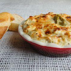 Artichoke & Roasted Garlic Dip