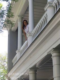 Amy Martineau Vermillion- Amy Vermillion Interiors LLC Charleston Project