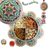 Diwali is almost here and it's that time of the year when people are running around with their shopping lists. In fact, many are often confused when it comes to gifting since there are a plethora of options available in the market. But Dry fruits have and will always remain the top priority when it comes to Diwali gifts.