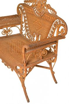 wicker victorian seating chair rocking chair natural wicker