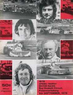 We hope you enjoy your visit to this website, enquiries, comments and suggestions will be most welcome.We still need contributions of programme covers and contents not listed between 1953 to 6 September, Car And Driver, Programming, South Africa, Racing, F1, 1970s, Cars, Sports