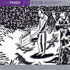 Saved on Spotify: Split Open And Melt - Album Filler by Phish