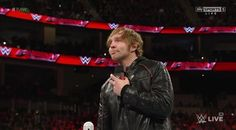 Dean Ambrose raw March 14 2016
