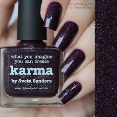 11ml Karmawas created in 2015 withSveta Sanders(Blogger/Russia) Inspiration:the contemplation of the night sky. Karma can be as radiant as the starry sky and mysterious as the dark night Formulation:5 Free...