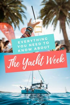 Everything you need to know about The Yacht Week!