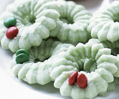 Festive Wreaths, Linzer Trees and More: Editors' Favorite Christmas Cookies from Family Circle