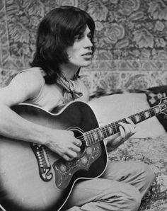 Mick Jagger - October, 1968