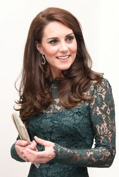 Catherine, Duchess of Cambridge attends the 2017 Portrait Gala at the National Portrait Gallery in London.