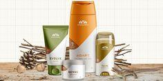 HIGHLANDS - MENS HAIR & SKIN CARE — The Dieline - Branding & Packaging Design