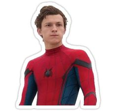 Tom Holland stickers featuring millions of original designs created by independent artists. 4 sizes available. Tumblr Stickers, Phone Stickers, Tom Holland, Spiderman Stickers, Red Bubble Stickers, Homemade Stickers, Wallpaper Stickers, Aesthetic Stickers, Printable Stickers